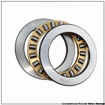 2.2650 in x 4.0000 in x 1.0000 in  Rollway CT19 Cylindrical Roller Thrust Bearings