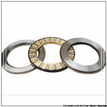2.6250 in x 4.3430 in x 1.0000 in  Rollway T622 Cylindrical Roller Thrust Bearings
