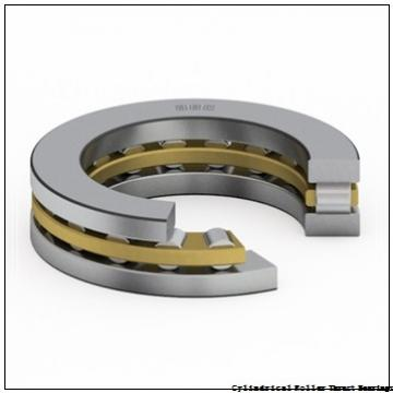 2.1250 in x 3.7500 in x 1.0000 in  Rollway T618 Cylindrical Roller Thrust Bearings