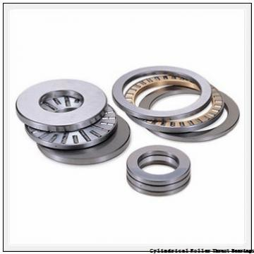 1.8120 in x 3.3750 in x 1.0000 in  Rollway T614 Cylindrical Roller Thrust Bearings