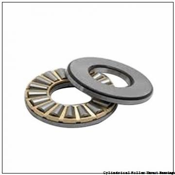 2.2650 in x 4.3750 in x 1.0000 in  Rollway WCT20C Cylindrical Roller Thrust Bearings