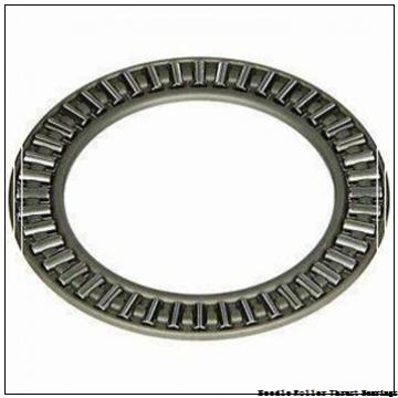 2-1/4 in x 3 in x 5/64 in  Koyo NRB NTA-3648 Needle Roller Thrust Bearings