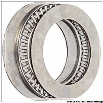 20 mm x 38 mm x 3,2 mm  INA AXW20 Needle Roller Thrust Bearings