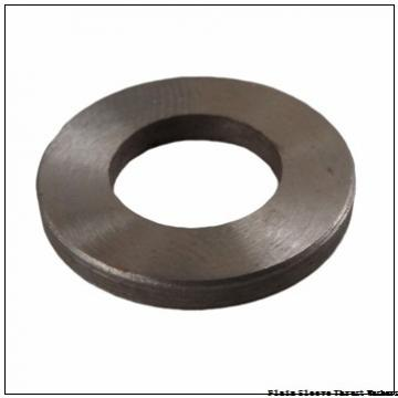 Bunting Bearings, LLC NT061704 Plain Sleeve Thrust Washers