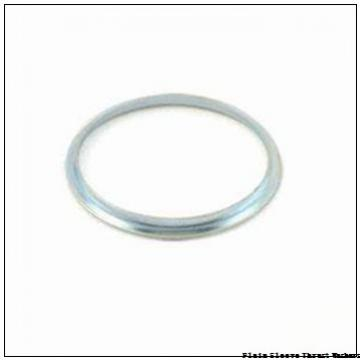 Garlock Bearings G24DXR Plain Sleeve Thrust Washers