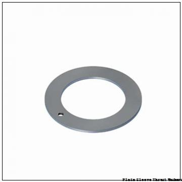 Oilite TT1200- Plain Sleeve Thrust Washers