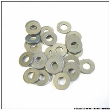 Garlock Bearings WC60DU Plain Sleeve Thrust Washers